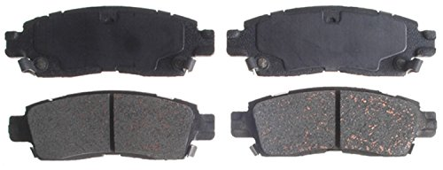 ACDelco 14D883CH Advantage Ceramic Rear Disc Brake Pad Set
