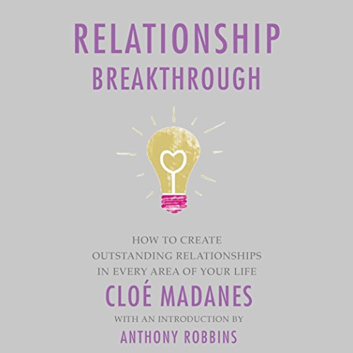 Relationship Breakthrough audiobook cover art