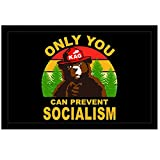 Only You Can Prevent Socialism - Bear Tactical Patch
