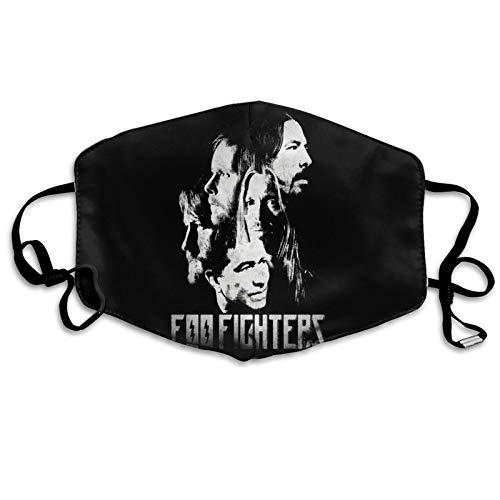 F-Oo Fig-Hte-Rs Unisex Bandana Neck Gaiter Kopfbedeckung Bandana Motorrad Gesicht Bandana Für Frauen Männer Gesicht Schal