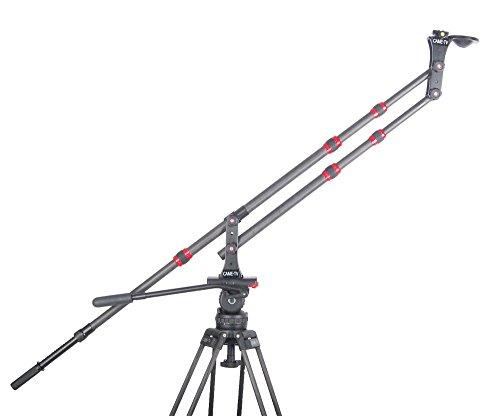 Came-TV SN-01 Carbon Fiber Portable Camera Crane Jib Arm, 5kg / 11.02lbs Capacity