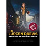 Jürgen Drews: Das Ultimative Jubiläums Best-Of - mit exklusiven Duetten der größten Schlagerstars (Ltd. Fotobuch Edt.) (Audio CD (Best of))
