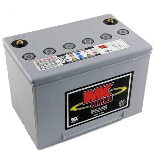 12V 60Ah MK Gel Mobility Scooter & Powerchair Battery