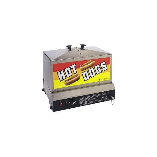 Gold Medal Steamin Demon Hot Dog Steamer