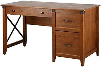 Amazon Brand 53 Inch Ravenna Home Solid Pine Writing Desk