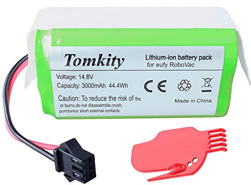 3000mah 14.8V Batería de Reemplazo para Cecotec Conga Excellence 990 950 1090 (Conga 990-con un...