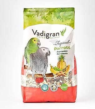 Vadigran Nourriture pour Perroquet Tropical 2,5 kg