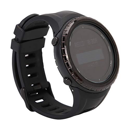 SUNROAD Deportes Relojes Digitales, Reloj Impermeable al Aire Libre Reloj Inteligente Altímetro Brújula Barómetro Podómetro LED