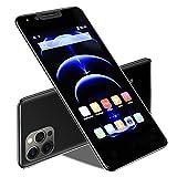 GAOwi Smartphone I12mini 4.0 Pulgadas Smartphone Face Unlock HD Screen Android 4.4 512MB + Teléfono móvil de 4GB,Negro