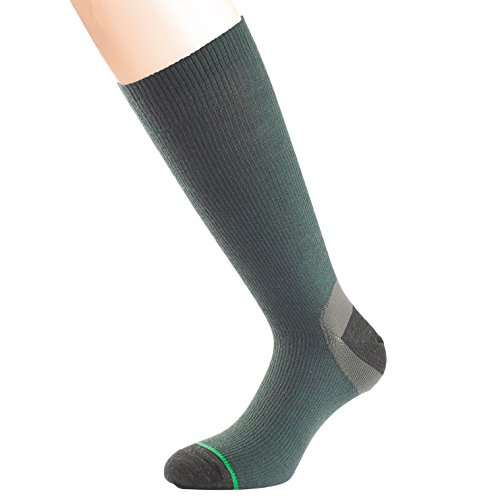 1000 Mile Herren Walking Socken Ultimate Lightweight Walkingsocks, Grun, L, 3195ML