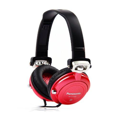 Panasonic RP-DJS400E-P Cuffie Hi-Fi, colore: Rosa