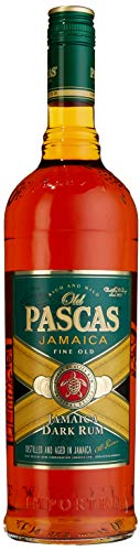 Old Pascas Jamaika Rum braun (1 x 1 l)