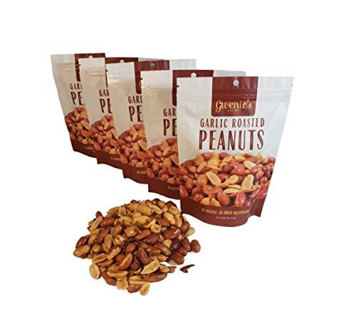 Gwenie's Pastries Roasted Peanuts (Original, 5 pk (Free Shipping!) Filipino Style Seasoning