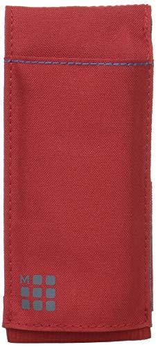 Moleskine Notebook Tool Belt - Cinturón utensilios Lona para libretas 'P', rojo escarlata (ACCESSOIRES CARNET)