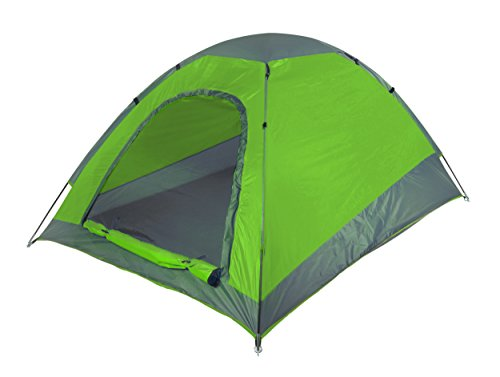 Camp Gear Festival tent koepel lime