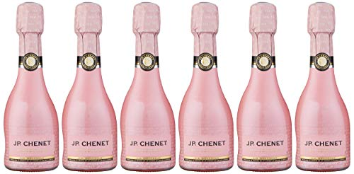 JP Chenet Ice Sparkling Non Vintage Rose Wine 20 cl (Case of 6)