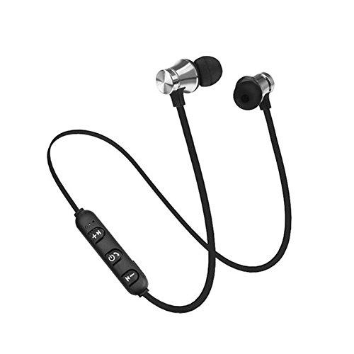Little finger Cuffie Magnetiche Wireless Bluetooth, Intrauricolari stereo senza fili 4.2, regalo