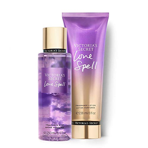 Victoria's Secret Love Spell Creme Hidratante 236ml Body Splash 250ml