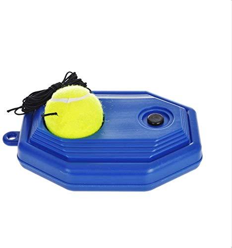N / A Tennis Ball Trainer, Tennis Rebound Player, Tennis Self Practice, Intensive Tennis Trainer Tennis Practice Single Self-Study Training Tool