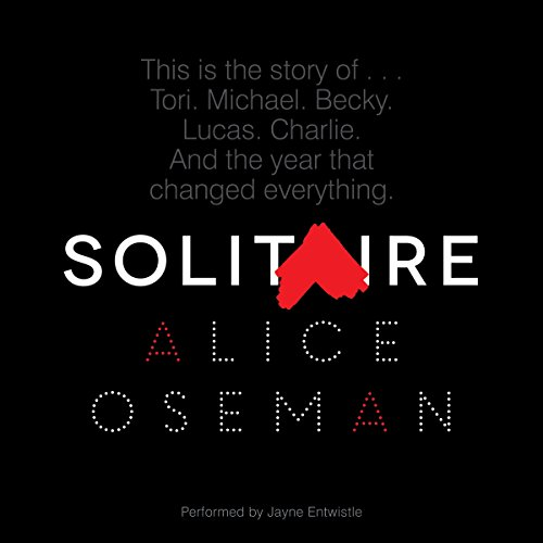 Solitaire Audiobook By Alice Oseman cover art