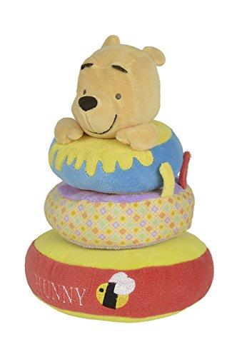 Disney Simba 6315873650 Winnie The Pooh–Peluche apilables Pyramide 23cm