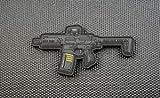Sig Sauer MCX Rattler 3D PVC Morale Patch 300 Blackout SBR PDW Pistol M-LOK