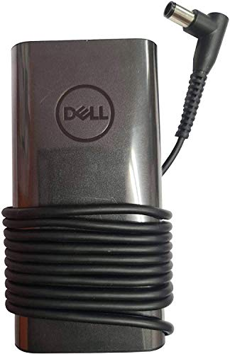 Dell 90W Power Adapter Charger Latitude 14 Rugged 5420 14 Rugged 5424 14 Rugged Extreme 7424 P/N 090YP3 90YP3 HA90PM180 19.5V 4.62a Pin 7.4 * 5.0mm L-TIP