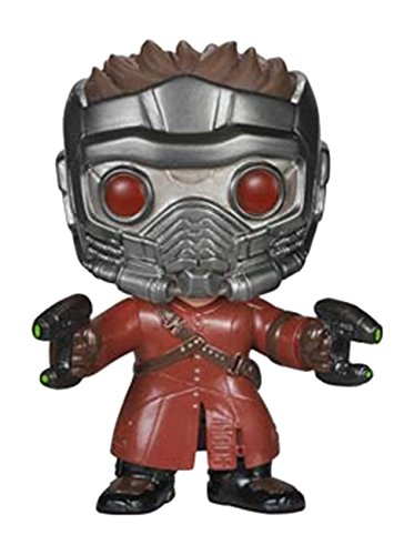 Funko POP! Marvel Guardianes de la galaxia: Star-Lord