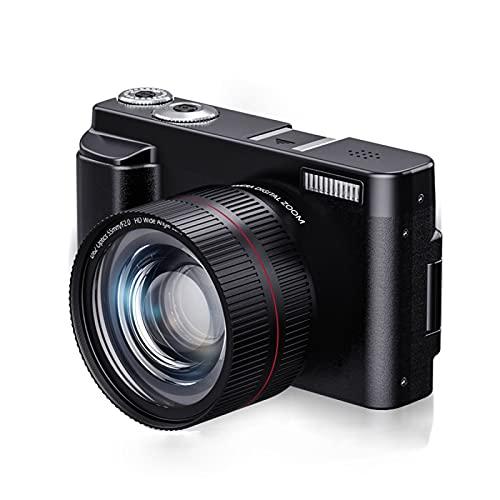 YaGFeng Fotocamera SLR Digitale Dc201 Fotocamera SLR Entry-Level Fotocamera SLR Video HD 4K Fotocamera Digitale da Viaggio per Principianti Entry-Level per Principianti