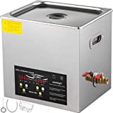 Ultrasonic Cleaner With Timer Heating