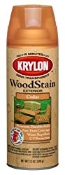 Krylon Exterior Wood Stain Review
