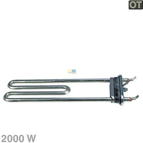 daniplus© Heizelement, Heizung Waschmaschine passend für BSH Bosch Siemens 652573, 12004179