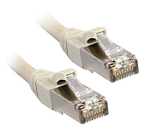 LINDY 47240 Cable de Red Cat.6 F/UTP de 250 MHz a 0,3 m Gray