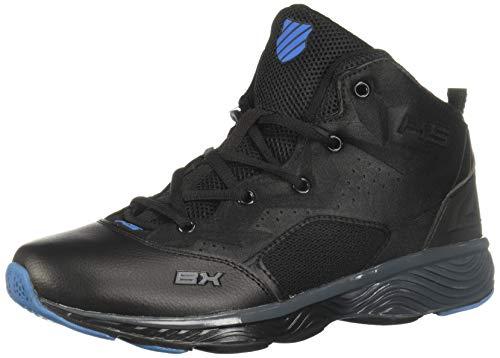 K-Swiss Tenis KS BXK Zapatillas de Deporte Exterior para Hombre, Color Negro, 10
