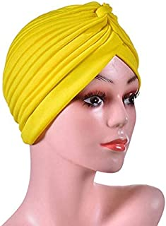 Colours Bandanas Headband Stretchy Turban Hat Headband