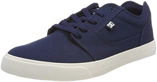 DC Shoes Tonik TX, Basket Homme, Bleu Marine/Blanc, 40 EU