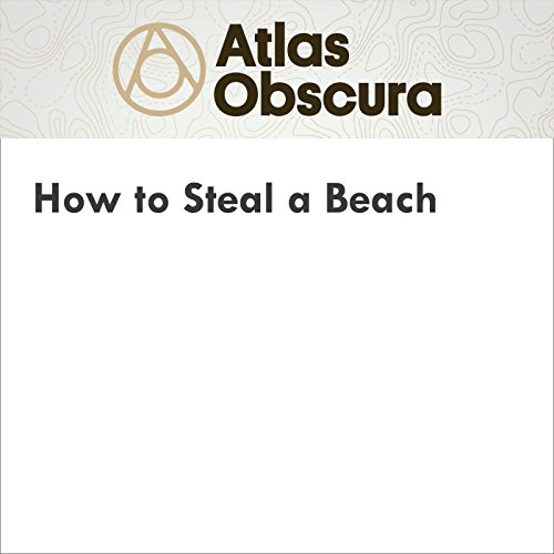 How to Steal a Beach cover art