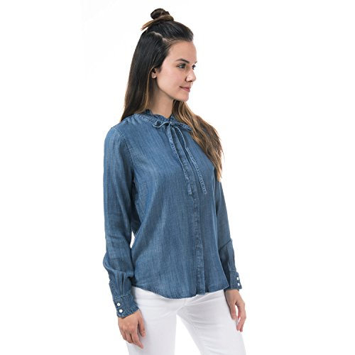 Levi's Womens Katya Shirt in medium authentiek