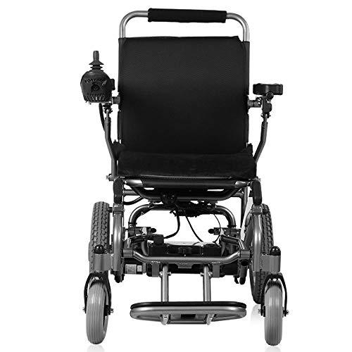 Elektrische rolstoel Folding Lightweight Smart Intelligent Scooter Black_One maat