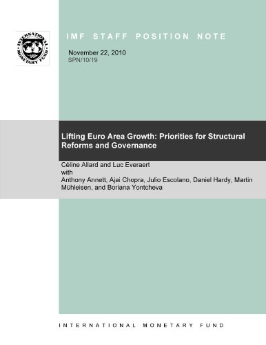 Lifting Euro Area Growth: Priorities for Structural Reforms and Governance (English Edition)