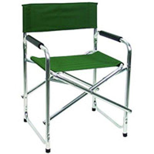Vette CDF00031 Sedia in Alluminio, Regista, Verde