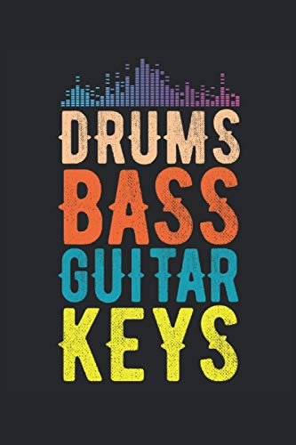 Guitars: Guitar Tabs Book A5 120 pages chord chart blank tabs