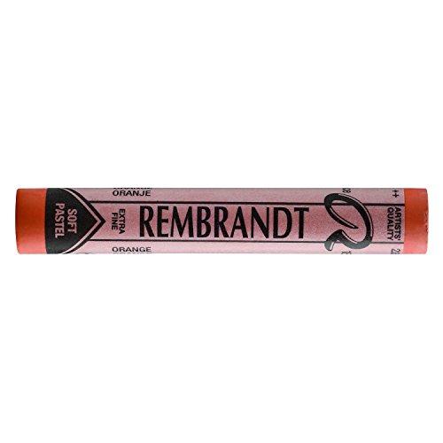 Talens REMBRANDT Soft-Pastell, Einzelpastell, 235 Orange 9