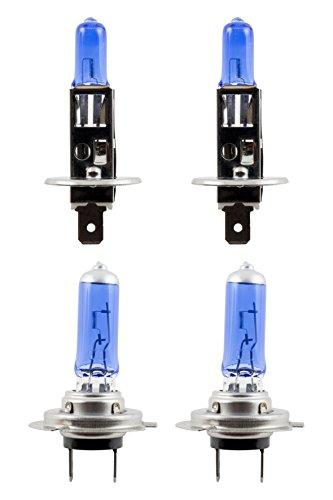 Septembre Lampes H1/ H7 55W Blanc