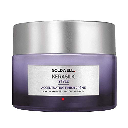 Goldwell Kerasilk Accentuating Finish Creme Haarcreme, 50 ml