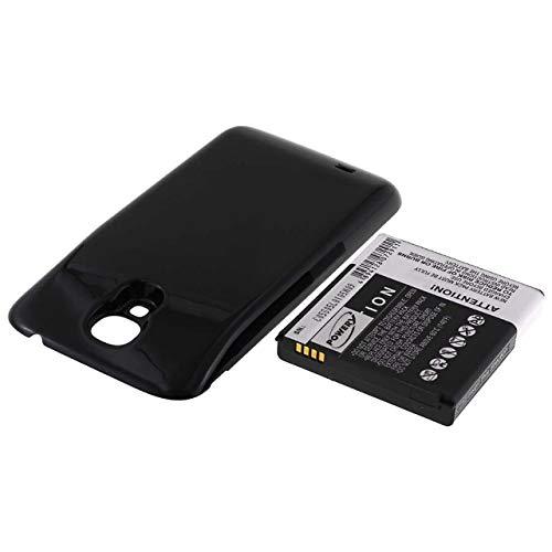 Powery Batería para Samsung Galaxy S4 LTE 5200mAh Negro