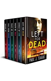 Morecambe Bay Trilogies 1 & 2 Box Set: Books 1-6 in the Morecambe Bay series by [Paul J. Teague]