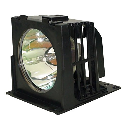 Lutema Economy for Mitsubishi WD-57731 TV Lamp with Housing