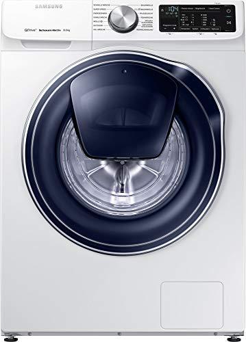 Samsung ww8tm642opw/EG autonome Belastung Bevor 8kg 1400tr/min A + + + Waschmaschine–Waschmaschinen (autonome, bevor Belastung, Knöpfe, drehbar, links, 65,6L)
