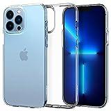 Spigen Funda Liquid Crystal Compatible con iPhone 13 Pro MAX - Transparente